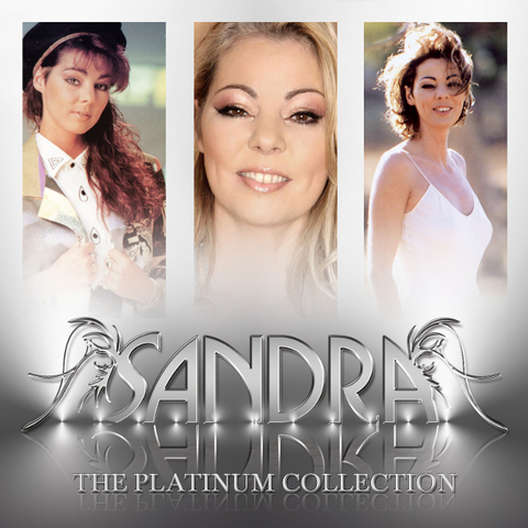 Sandra ‎/ The Platinum Collection (2CD)