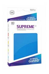 Ultimate Guard - Ярко-синие протекторы 80 штук в коробочке