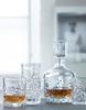 Набор стаканов для виски 2шт 365мл и декантер 750мл Nachtmann Sculpture