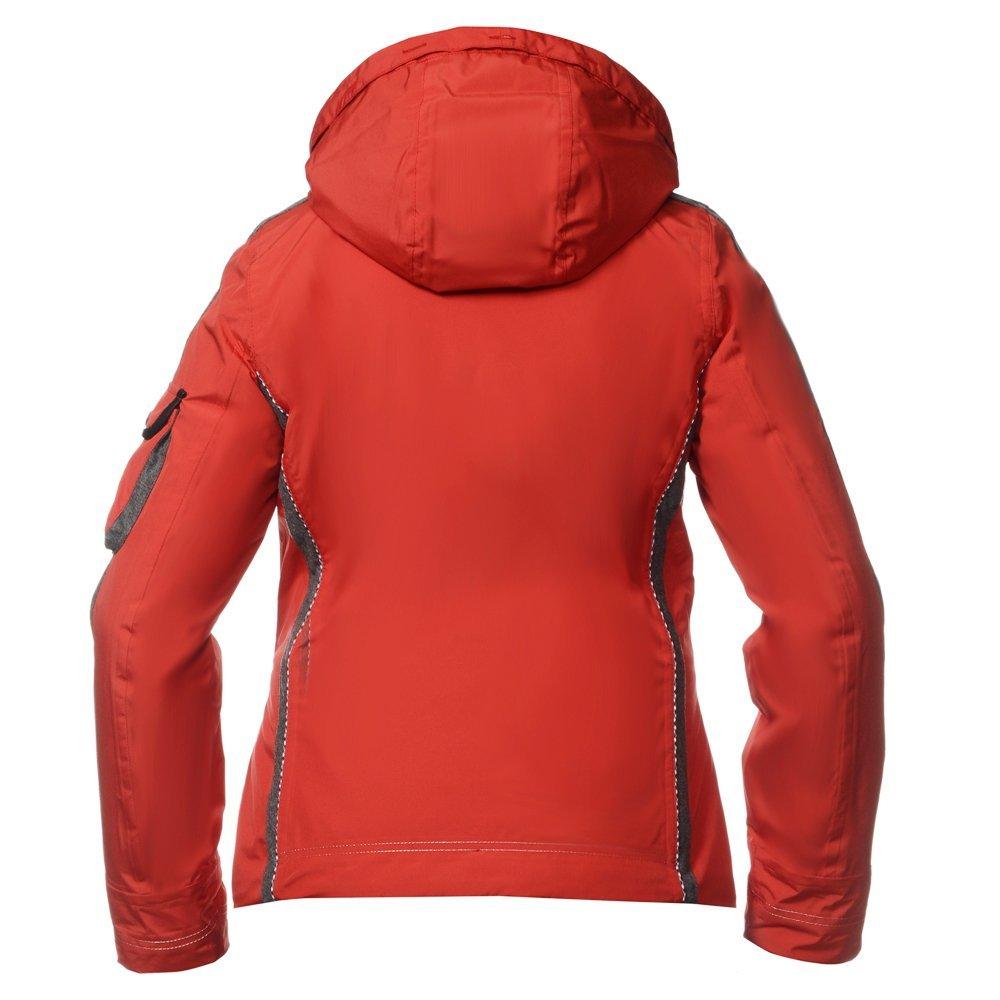 Женская горнолыжная одежда Almrausch Manning 320212-2605 красная фото