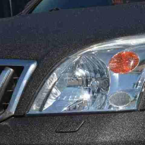 Покраска Раптором Toyota Prado 150