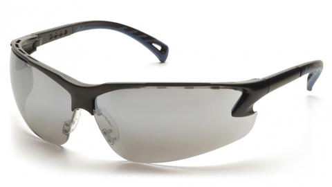 Очки баллистические стрелковые Pyramex Venture 3 SB5770D зеркально-серые 16%