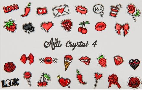 Слайдер Arti CRYSTAL № 004