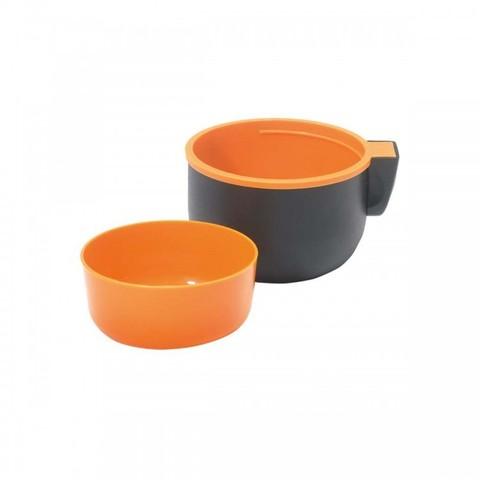 Термос Esbit WM, черно-оранжевый, 1.2 л