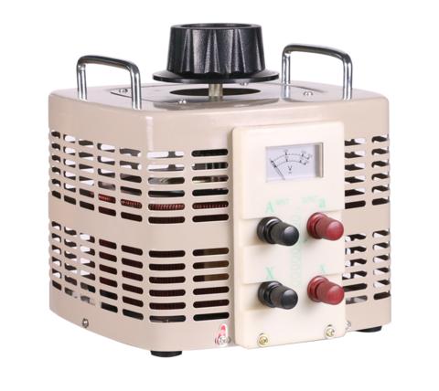 Автотрансформатор (ЛАТР) TDGC2-1, 1 кВА, 4 А_image1