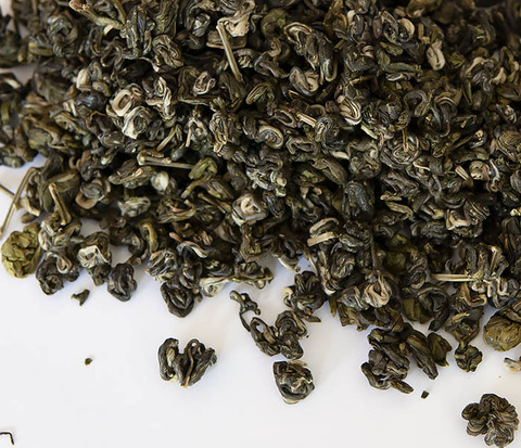 Зеленый чай «Изумрудные Спирали Весны» (Билочунь, Юньнань, 50 гр)