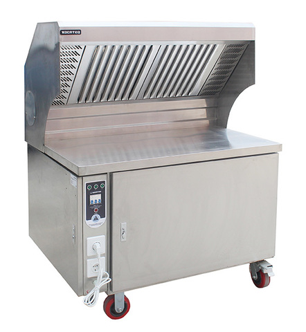 фото 1 Подставка для теплового оборудования Kocateq VWALL 110 на profcook.ru