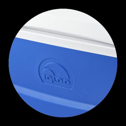 Термоконтейнер Igloo Island Breeze 48 (синий)