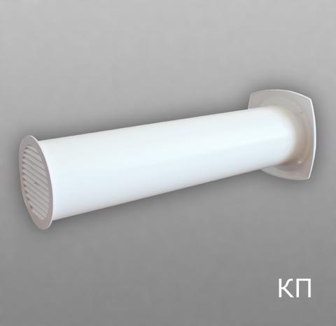 Клапан приточный Эра 12,5КП 0.5м