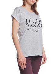 37662-9-3 футболка женская, серая