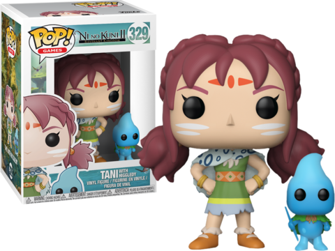 Tani Ni No Kuni Funko Pop! Vinyl Figure || Тани