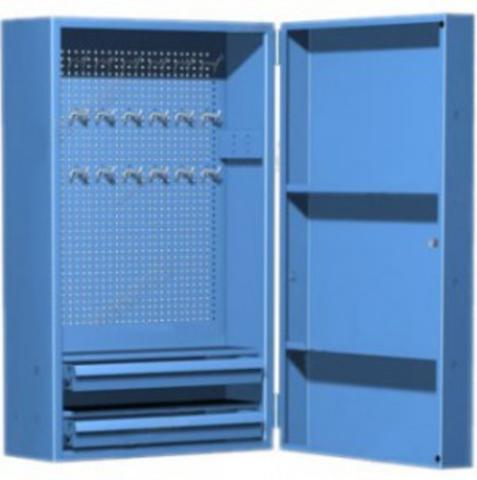 Шкаф навесной FERRUM 03.002S - 2 ящика