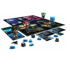 Настольная Игра Funkoverse Strategy Game: DC Comics 100 Base Set