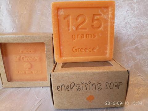 критское мыло