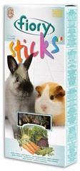 Палочки для кроликов и морских свинок FIORY Sticks с овощами 2х50 г