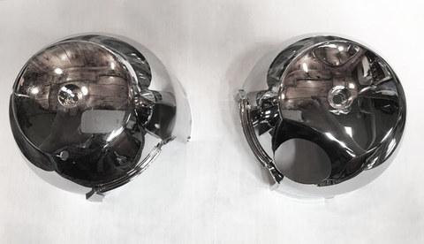 Задние стаканы приборной панели для Honda CB 400 1997