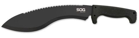 Купить Нож-топор SOG Мод. SOGFARI KUKRI BLACK 97178 по доступной цене