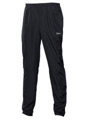 Мужские беговые брюки Asics Woven Pant (110418 0904) черные