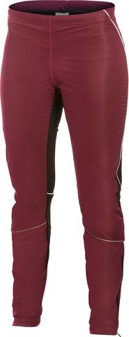 Лыжные брюки Craft New Storm женские black-cherry
