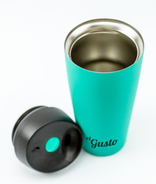 Термокружка El Gusto Grano (0,47 литра), мятная