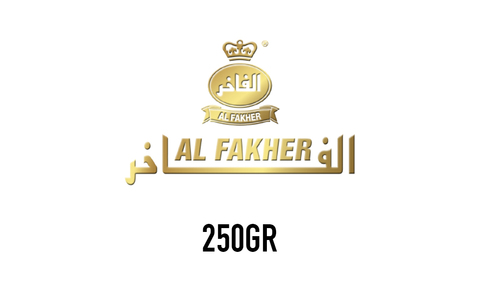 AL FAKHER - CHOCOLATE WITH MINT - 250GR T2