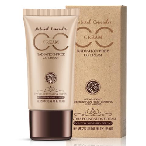 CC крем Isolation Foundation Cream (натуральный), 40гр.