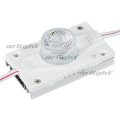 Модуль герметичный Arlight-ORION-S30-12V White 15x55 deg (3535, 1 LED)