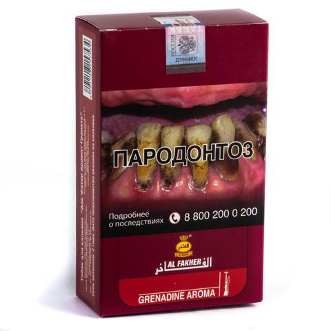 Табак Al Fakher Grenadine (Гранат) 250 г