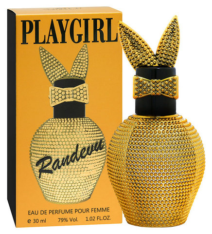 PLAYGIRL Randevu, Apple parfums