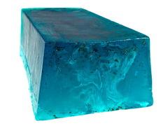 Мыло ручной работы (глицериновое) Морские водоросли, брусок,1000g ТМ Мыловаров