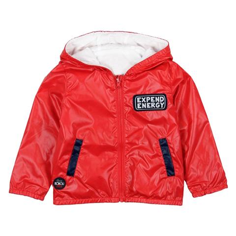 Куртка Boboli детская двусторонняя We Can