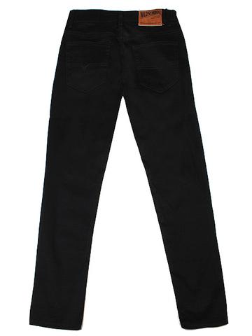 8656 джинсы мужские, черные