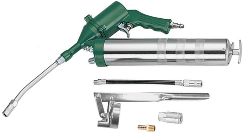 JAT-6004K Пневматический нагнетатель консистентных смазок, 6 предметов