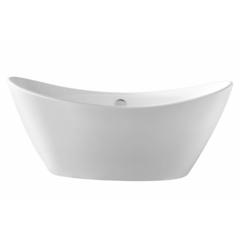 Ванна отдельностоящая 170х76,5 см Swedbe 8805 фото