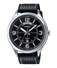 Мужские японские наручные часы Casio MTP-E129L-1AVDF
