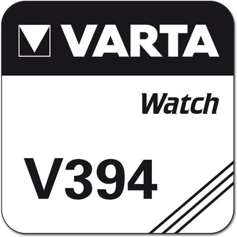 Батарейки часовые Varta SR936SW-B1 (394)