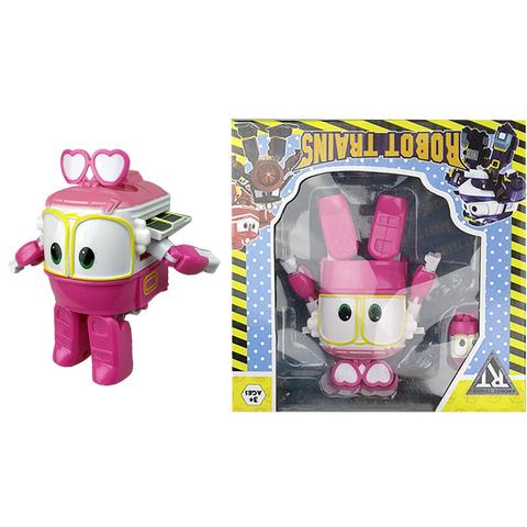 Игрушка Robot Trains  в индивидуальной упаковке SELLY (розовая) 1кор*1бл*1шт