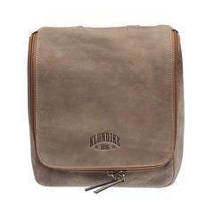 Несессер Klondike Blake, коричневый, 22х28х7,5 см
