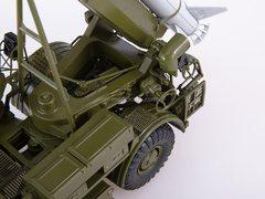 ZIL-135LM LUNA-M 9P113 with missile 9M21 1:43 Start Scale Models (SSM)