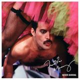 Freddie Mercury / Never Boring (LP)