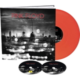 Pink Floyd ‎/ London 1966/1967 (Coloured Vinyl)(10' Vinyl EP+CD+DVD)