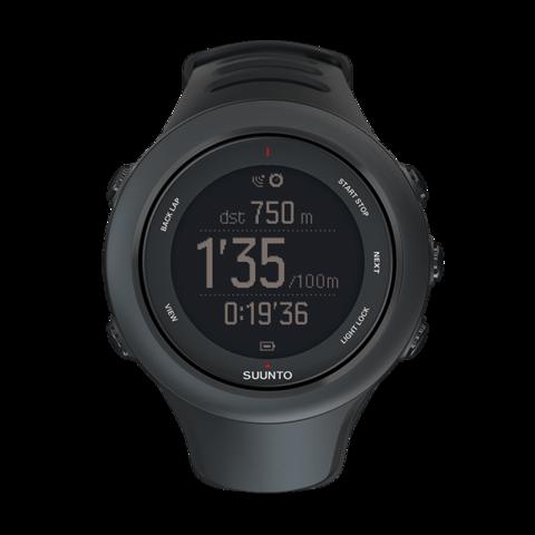 Купить Наручные часы Suunto Ambit3 Sport Black HR SS020678000 по доступной цене