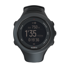 Наручные часы Suunto Ambit3 Sport Black HR SS020678000
