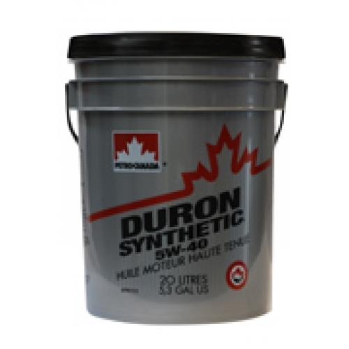 DUSYN54P20 дизельное авто масло DURON SYNTHETIC 5W-40