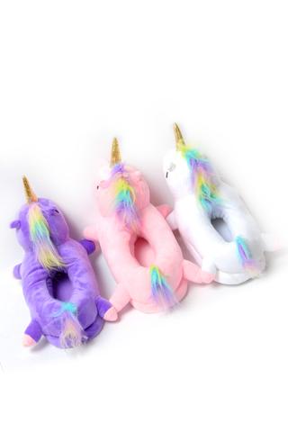 """Тапочки """"Slippers Unicorn Розовые"""""""