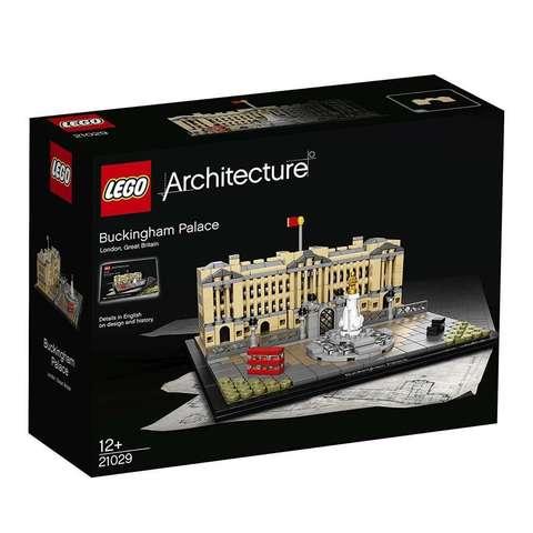 LEGO Architecture: Букингемский дворец 21029 — Buckingham Palace — Лего Архитектура