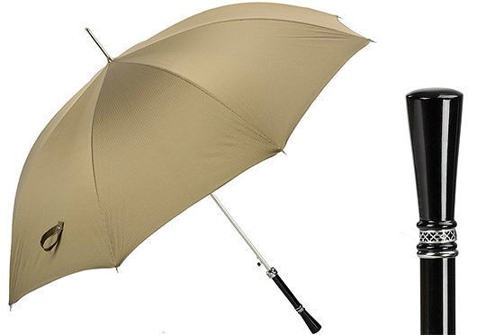 Зонт-трость Pasotti Luxury Men's Umbrella, Италия (арт.478 6768-1 W68).
