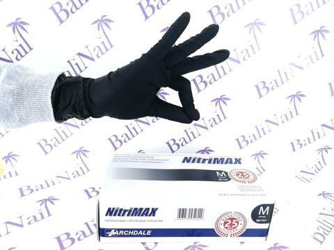 Перчатки нитриловые NitriMax