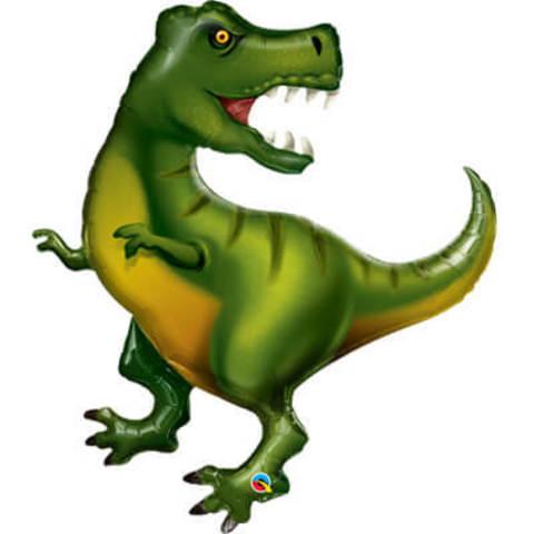 Фигура фольга Динозавр тираннозавр