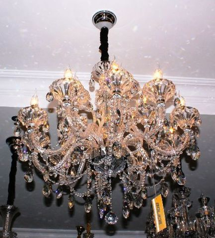 murano chandelier  SYLCOM 11-06  by Arlecchino Arts ( HK)